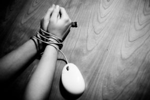 Online abuse - RichYintage -  iStock_000002228985XSmall