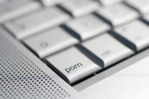 "Keyboard ""porn"" key..."