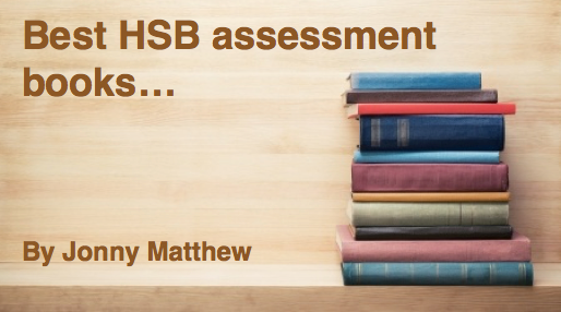 Sketch - Best HSB assessment books