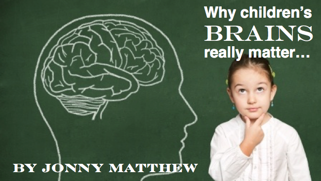 Sketch - why childrens brains matter